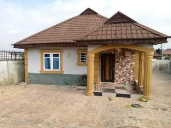 Very Clean 3 Bedroom Detached Bungalow with 2 Numbers of Mini Flat, Agunfoye Area Igbogbo, Ikorodu, Lagos, Detached Bungalow for Sale