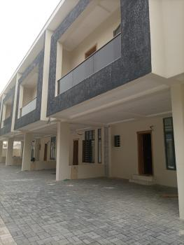 Magnificently Finished Brand New Exotic Terrace Duplex, Lekki, Lagos, Terraced Duplex for Rent