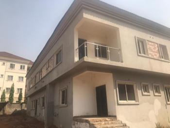 4 Bedrooms Semi Detached Duplex with Bq, Utako, Abuja, Semi-detached Duplex for Sale