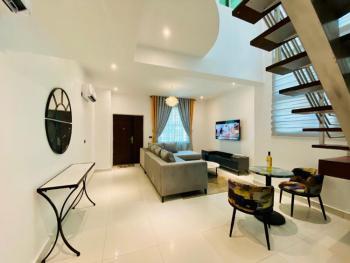 Luxury 2 Bedrooms Duplex, Lekki Phase 1, Lekki, Lagos, Semi-detached Duplex Short Let