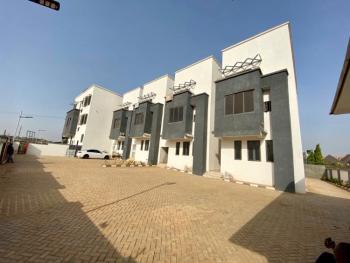 Newly Built 4 Bedroom Terrace, Life Camp, Abuja, Terraced Duplex for Sale