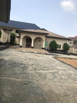 3 Bedrooms Bungalow on a Full Plot of Land, Jimoh a. Street, Few Mins Drive to Berger Bus-stop, Ojodu, Lagos, Detached Bungalow for Sale
