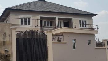 Newly Built 3 Bedroom Duplex, Goodwill Estate, Ojodu, Lagos, Semi-detached Duplex for Sale