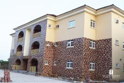 3 Bedroom Flat with Bq, Philkruz Estate, Plot 214 Cadastral Zone B10, Dakibiyu, Abuja, Block of Flats for Sale