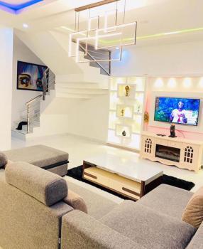 Luxury 4 Bedroom Fully Serviced Semi-detached Duplex, Ikota, Lekki, Lagos, Semi-detached Duplex for Rent