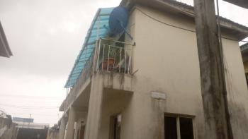 2 Bedroom Flat ( Upstairs ), Thomas Estate By Ado, Ado, Ajah, Lagos, Flat for Rent