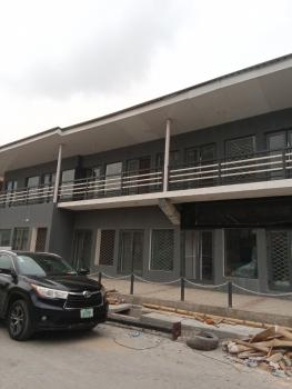 Executive Newly Built Luxury Office Space/shop, Church Road, Yaba, Lagos, Office Space for Rent