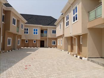 Newly Built and  Serviced 4 Bedroom Terrace Duplex Available, World Oil, Ilasan, Lekki, Lagos, Terraced Duplex for Rent