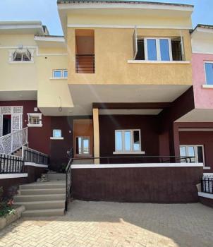 Brand New 3 Bedroom Terrace Duplex, Along Godab Estate, Life Camp, Abuja, Terraced Duplex for Sale