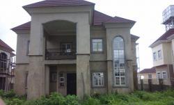 5 Bedroom Duplex (80% Complete), Katampe (Main), Katampe, Abuja, 5 bedroom, 6 toilets, 5 baths Detached Duplex for Sale
