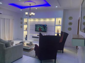 Luxury 4 Bedrooms Duplex with Excellent Facilities, Along Nike Arts Gallery Road, Ikate, Lekki, Lagos, Semi-detached Duplex Short Let