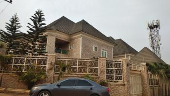 Fully Detached 6 Bedroom Duplex with 4 Living Rooms and 2 Rooms Bq, By American International School, Durumi, Abuja, Detached Duplex for Sale