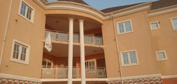 Serviced 3 Bedrooms Flat with Bq, Kado, Abuja, Flat for Rent