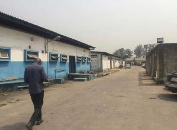 9548sqm Warehouse  Governor Consent, Ilupeju, Lagos, Warehouse for Sale