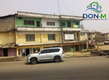 2 Storey Building All Rooms Are Office, Built on 817sqm of Land, Okigwe Rd, Okigwe, Imo, Plaza / Complex / Mall for Sale