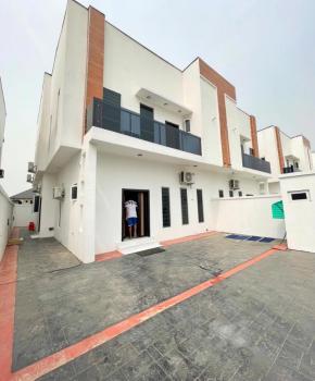 Fully Serviced/furnished 4 Bedroom Semi Detached Duplex, Ikota, Lekki, Lagos, Semi-detached Duplex for Rent