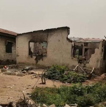 Demolisheable Building Sitting on 275sqm, Agiliti Estate, Mile 12, Mile 12, Kosofe, Lagos, Residential Land for Sale