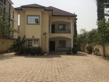 This a Beautiful 5 Bedrooms Detached Duplex with a Bq, Wuse 2, Abuja, Detached Duplex for Sale