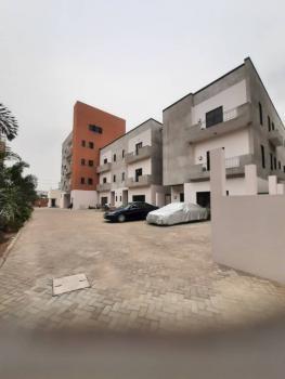 All Ensuite 4 Bedrooms Semi Detached Duplex + an Ensuite Bedroom Bq, Osborne Foreshore 2, Ikoyi, Lagos, Semi-detached Duplex for Sale