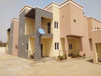Exquisite 4 Bedrooms Duplex, Tarred Road.. in an Estate, Mbora (nbora), Abuja, Semi-detached Duplex for Rent