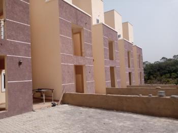 4 Bedroom Terrace with Bq, Wuye, Abuja, Terraced Duplex for Sale