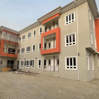 Scintillating 3 Bedroom Block of Flat, Off Gilmor, Jahi, Abuja, Flat for Sale