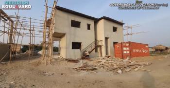 Buy and Build Verified and Certified  Estate Land, Abraham Adesanya Few Minutes From Lekki Phase 1, Lekki Phase 2, Lekki, Lagos, Residential Land for Sale