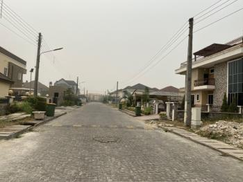 900sqm Land with a Wide Width for 2 Detached Duplexes, Victory Park Estate, Osapa, Lekki, Lagos, Residential Land for Sale