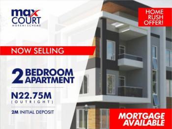 Luxury 2 Bedroom Apartment, Oko Ado Behind Blenco Supermarket, Lekki Phase 2, Lekki, Lagos, Block of Flats for Sale