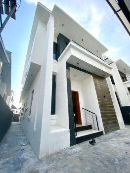 Contemporary Well Finished 4 Bedrooms Detached Duplex with a Room Bq, Ado, Ajah, Lagos, Detached Duplex for Sale
