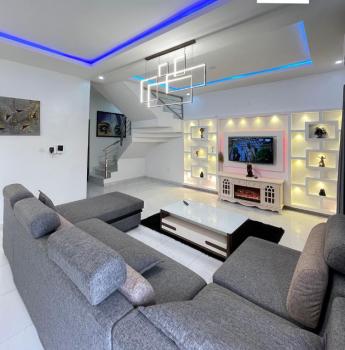 Brand New Furnished 4 Bedroom Semi Detached, Ikota Lekki, Ikota, Lekki, Lagos, Semi-detached Duplex for Rent
