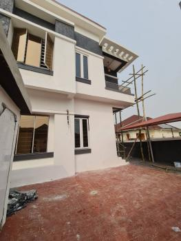 Well Finished 4 Bedrooms Semi-detached Duplex with a Room Bq, Thomas Estate, Ajiwe, Ajah, Lagos, Semi-detached Duplex for Sale