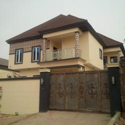 5 Bedroom Detached Duplex (all En Suite) With Jacuzzi, Fitted Kitchen, Laundry Room, Ante Room, Family Lounge And Bq, GRA, Magodo, Lagos, 5 bedroom, 6 toilets, 5 baths Detached Duplex for Sale