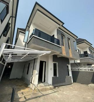 5 Bedroom Detached Duplex Plus a Bq, Chevron, Lekki, Lagos, Detached Duplex for Rent
