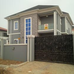 5 Bedroom Detached Duplex (all En Suite) With Jacuzzi, Fitted Kitchen, Ante Room, Family Lounge And Bq, GRA, Magodo, Lagos, 5 bedroom, 6 toilets, 5 baths Detached Duplex for Sale