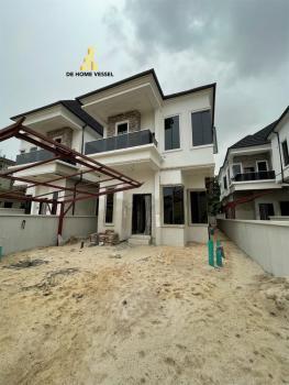 Well Built Spacious 5 Bed Detached Duplex in an Estate, Osapa, Lekki, Lagos, Detached Duplex for Sale