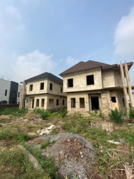 Five Bedroom Detached Duplex (carcass), Ikota, Lekki, Lagos, Detached Duplex for Sale