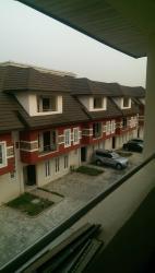 a Newly Built 4 Bedroom Terrace House + a Room Bq, Lekki Phase 2, Lekki, Lagos, Terraced Duplex for Rent