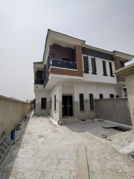 4 Bedroom Semi Detached Duplex with 1 Room Bq, Lbs Estate, Ajah, Lagos, Semi-detached Duplex for Sale