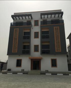 Newly Built Serviced  2 Bedroom Flat in Well Built Up Estate, Palm City Estate, Ajah, Lagos, Flat for Rent