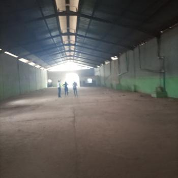 3,200sqm2 Warehouse with Office Space, Off Billings Way, Oregun, Ikeja, Lagos, Warehouse for Rent