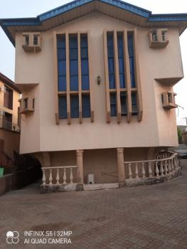 Vacant 6 Bedroom Duplex with 2 Bedroom Bq, Opposite Police Station, Behind Aswani Market, Isolo, Lagos, Detached Duplex for Sale