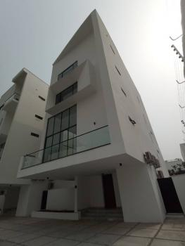 Newly Built 5 Bedroom Fully Detached Duplex with 2 Rooms Bq;, Ikoyi, Lagos, Detached Duplex for Rent