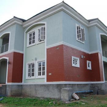 Nice 5 Bedroom Duplex, After Coza, Guzape District, Abuja, Detached Duplex for Sale