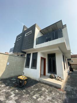 Brand New 4 Bedroom Semi Detached Duplex with B.q, Lekki Phase 1, Lekki, Lagos, Semi-detached Duplex for Sale