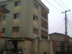 Newly Renovated 3 Bedroom Flat with 3 Toilets and 3 Bathroom with Wardrobes, Tiles Only on Sitting Room, Community Bus Stop, Oke-ira, Ogba, Ogba, Ikeja, Lagos, Flat for Rent