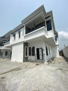 Newly Built 4 Bedroom Apartment with B. Q, Ikota, Lekki, Lagos, Semi-detached Duplex for Rent