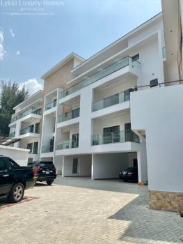 Newly Built 4 Bedroom Terrace Duplex with B.q, Banana Island, Ikoyi, Lagos, Terraced Duplex for Rent