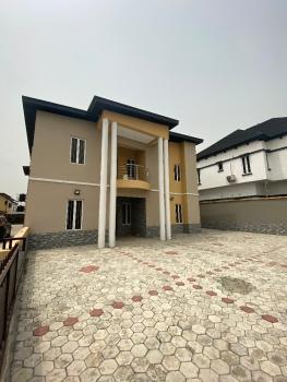 Newly Built 3 Bedroom Apartment with B. Q, Ikota, Lekki, Lagos, Flat for Rent