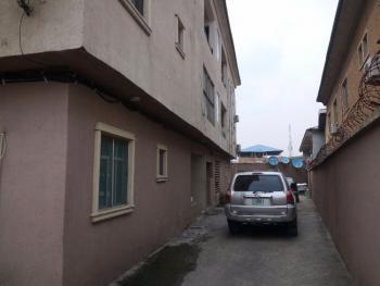 Ground Floor All Rooms Ensuite 3 Bedroom Flat, 43 Ibukun Olu Street, Akoka, Yaba, Lagos, Flat for Rent
